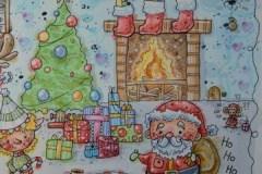 Santa Szene
