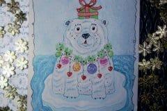 Happy Eisbär