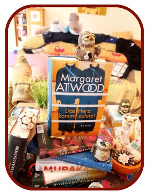 Margret Atwood: Das Herz kommt zuletzt