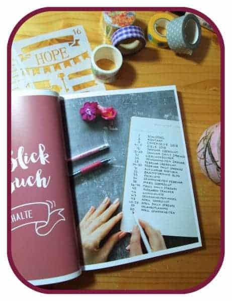 Jasmin Arensmeier: Gestalte dein Journal mit der Bullet-Methode