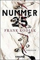 Frank Kodiak Nummer 25