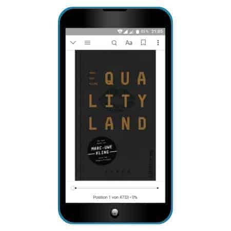 [ Rezension ] Marc-Uwe Kling: QualityLand