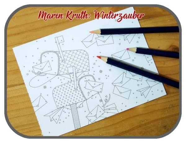 Maren Kruth: Winterzauber