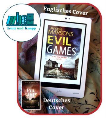 Angela Marsons Evil Games