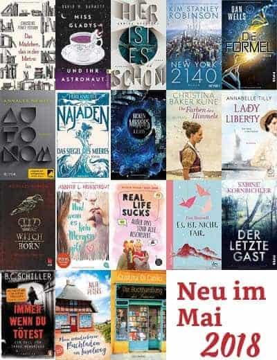 Bücher: Neu im Mai 2018