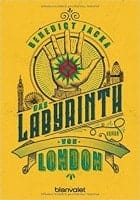 Benedict Jacka: Das Labyrinth von London