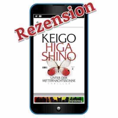 Keigo Higashino Unter der Mitternachtssonne