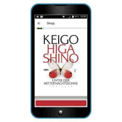 Wichtige Charaktere Keigo Higashino Unter der Mitternachtssonne