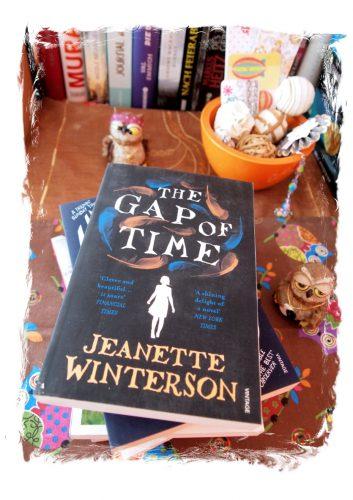 Jeanette Winterson: The Gap in Time / Der weite Raum der Zeit
