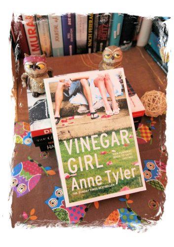 Anne Tyler: Vinegar Girl / Die störrische Braut