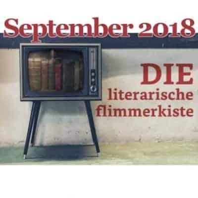 Literatursendungen im September 2018