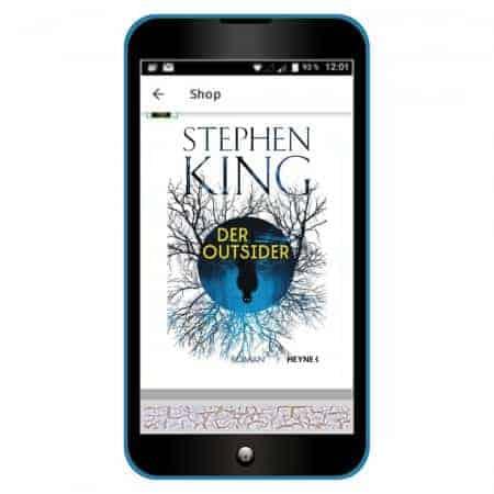 Stephen King Der Outsider