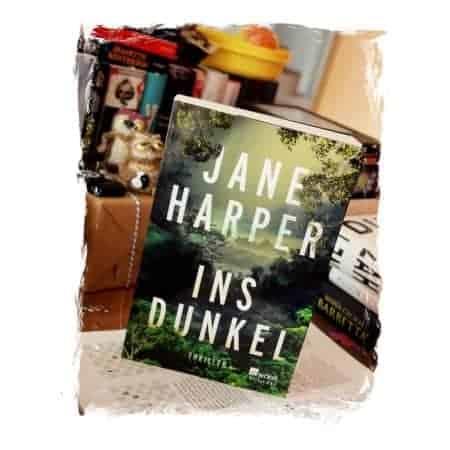 Jane Harper Ins Dunkel