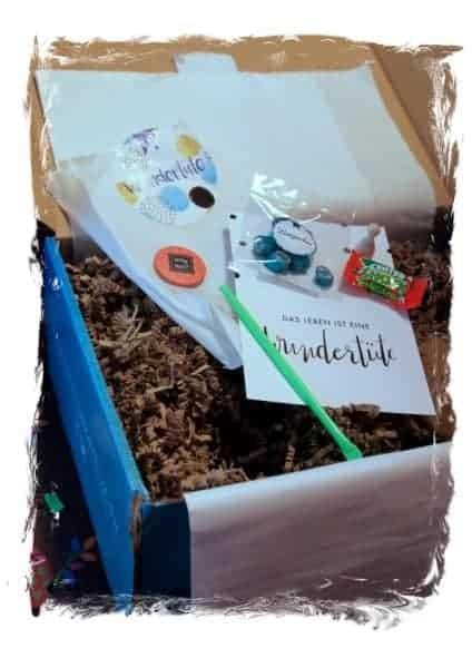 Oktober Das Leben ist eine Wundertüte #schmoekerbox