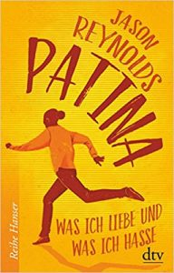 Jason Reynolds Patina