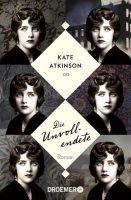 Buchcover Kate Atkinson Die Unvollendete