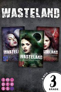 Emily Bähr Wasteland: Alle drei Bände