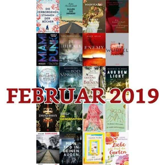 Buchneuerscheinungen Februar 2019