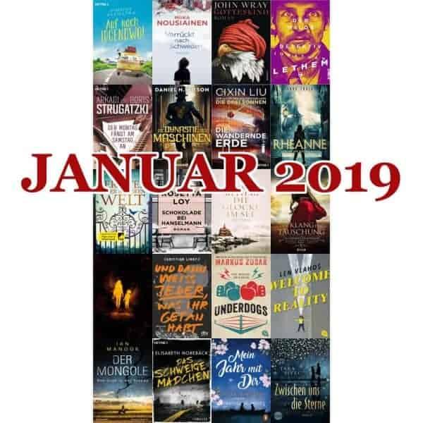 Buchneuerscheinungen Januar 2019
