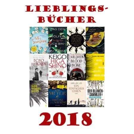Meine Lieblingsbücher 2018