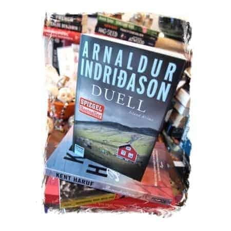 Arnaldur Indridason Duell