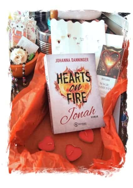 Johanna Danninger: Hearts on Fire – Jonah