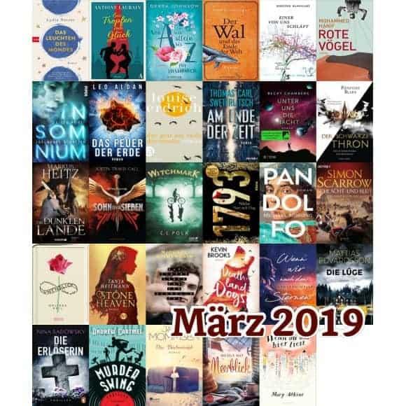 Buchneuerscheinungen März 2019