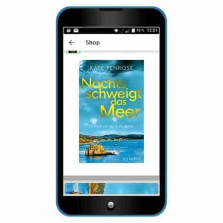 Kate Penrose Nachts schweigt das Meer. Ein Krimi auf den Scilly-Inseln