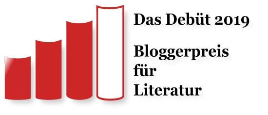 Das Debüt Bloggerpreis für Literatur