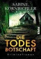 Sabine Kornbichler Die Todesbotschaft