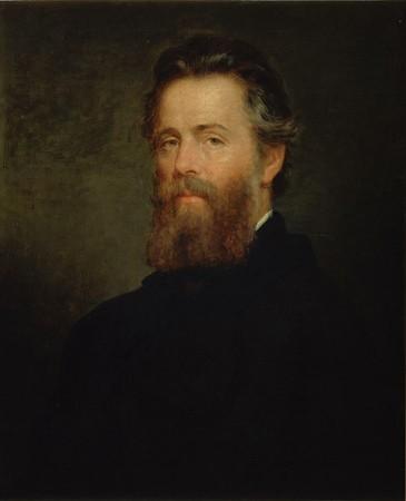 Herman Melville, gemalt von Joseph O Eaton