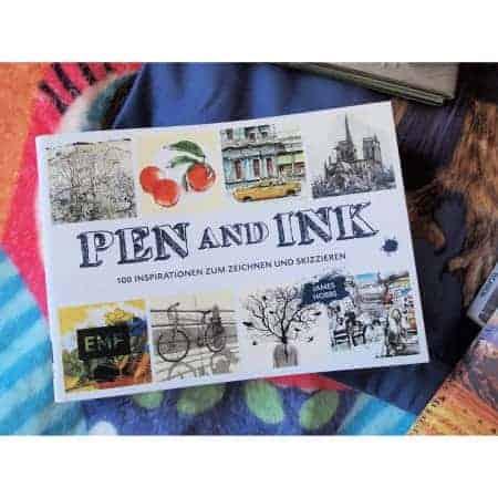 Pen and Ink 100 Inspirationen zum Zeichnen und Skizzieren