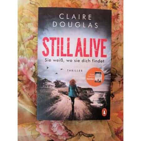 Claire Douglas Still Alive
