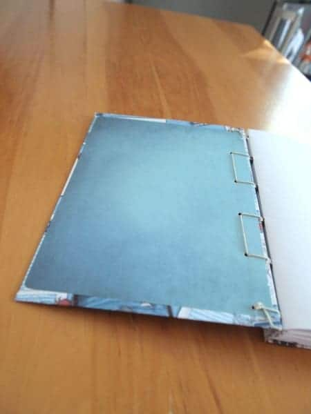 Secret Belgian Bookbinding