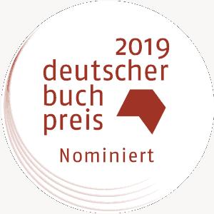 Deutscher Buchpreis 2019 Longlist