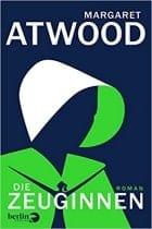 Buchcover Margaret Atwood Die Zeuginnen
