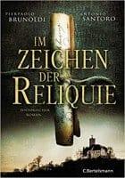 Buchcover Pierpaolo Brunoldi, Antonio Santoro: Im Zeichen der Reliquie