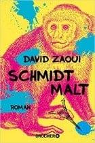 Buchcover David Zaoui Schmidt malt