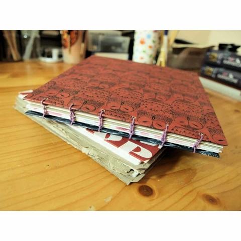 Zwei Skizzenbücher