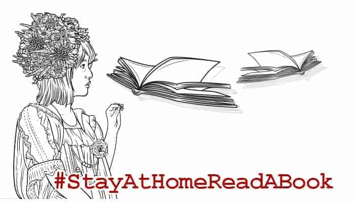 #StayAtHomeReadABook