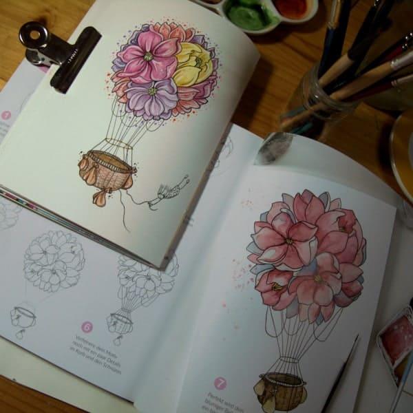 Blumenballon 1