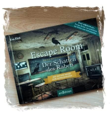 Eva Eich: Escape Room. Der Schatten des Raben
