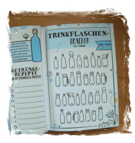 Trinkflaschen-Tracker