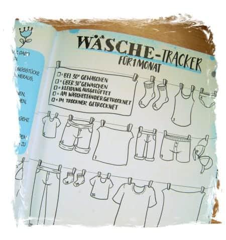 Wäsche-Tracker