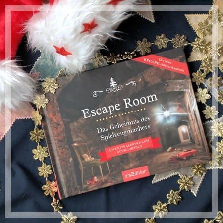 Escape Room Geheimnis des Spielzeugmachers