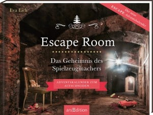 Escape Room. Das Geheimnis des Spielzeugmachers.