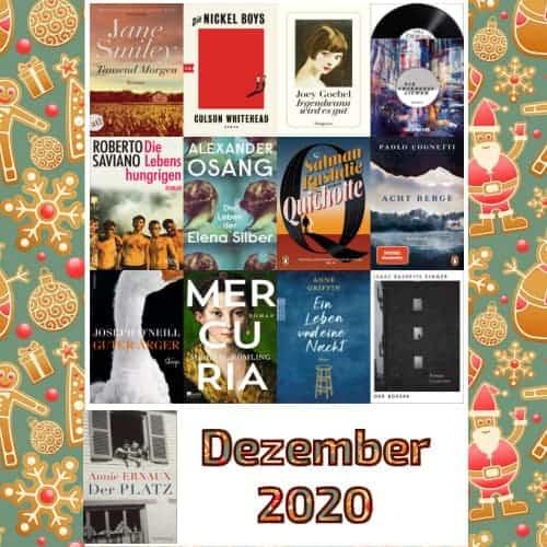 Buchneuerscheinungen Dezember 2020