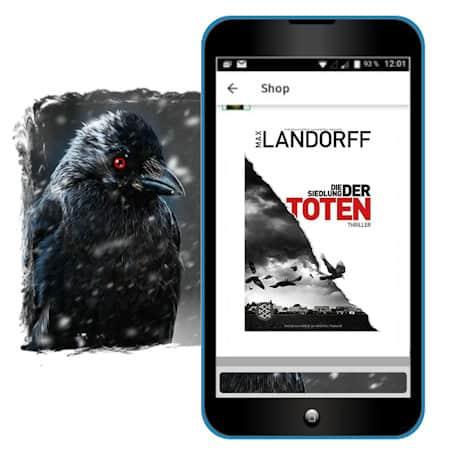 Max Landorff: Die Siedlung der Toten