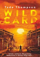 Tade Thompson: Wild Card